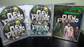 Dvd O Elo Perdido - A Série Clássica Completa ( 8 Dvds )
