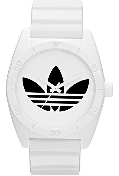 Relógio adidas Adh2821 Orig & Anal White Silicon