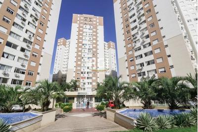 Apartamento Em Vila Ipiranga Com 3 Dormitórios - Vg55440779