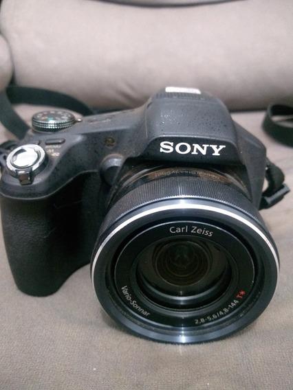 Câmera Sony Hx100