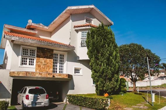 Casa Residencial Em São José Dos Campos - Sp - Ca0053_jsbr