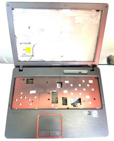 Carcaça Notebook Sony Vaio Vgn-c240e Pcg-6r3l