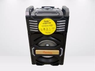 Parlante Bluetooth Con Consola Kanji Harrison Pump-it 60w
