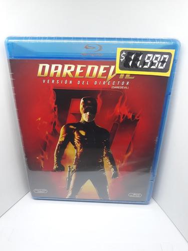 Imagen 1 de 1 de Daredevil Version Del Director Pelicula Bluray