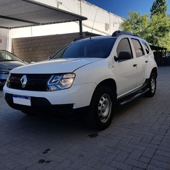 Renault Duster Blanca