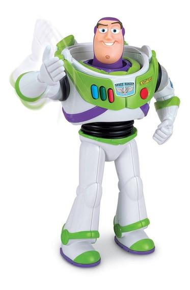 Boneco Colecionável - Disney - Toy Story - Buzz Lightyear -