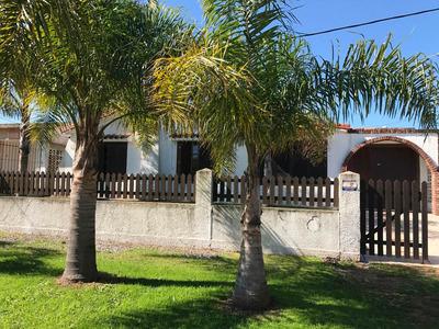 Casa En La Playa 7 Ambientes, Galeria, Ideal Para Descansar