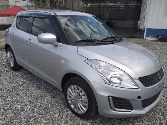 Suzuki Swift Gris 2014