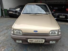 Ford Verona Glx 1.8 1990 Apenas 6755 Km Raridade