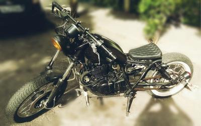 Suzuki Intruder 250cc Bobber - Cafe Racer - Scrambler