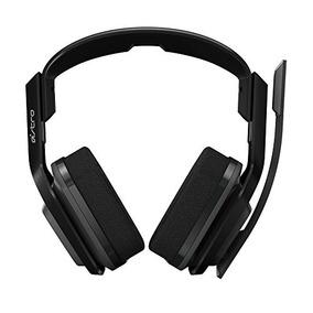 Auriculares Sin Hilos Astro A20, Negro / Verde - Xbox Uno