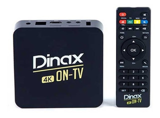 Convertidor Smart Tv Box 4k 1gb Ram 8gb Android Smart Tv