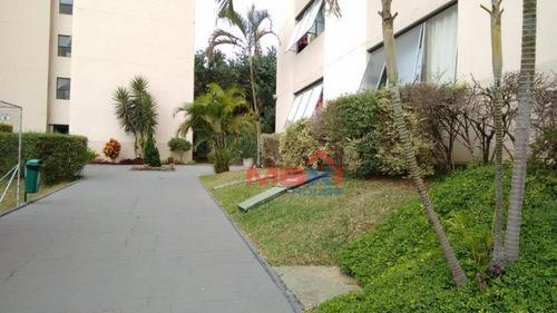 Apartamento À Venda No Condomínio Morada Do Parque, No Jaguaré - Ap0872