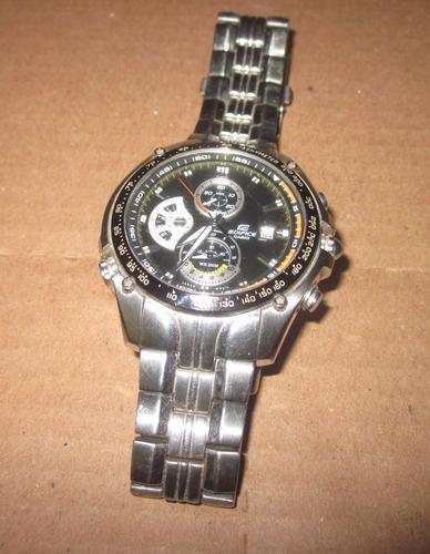 Edifice Ef 4725 Libre RelojesUsado 510 Reloj Mercado Casio En EbH2eID9WY