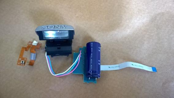 Unidade Flash Câmera Sony Dsc-h2