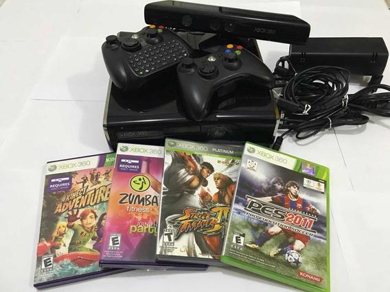Vídeo Game Xbox360 Completo Seminovo