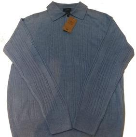 Suéter Dockers Caballero Azul Cielo, Talla M, Original,nuevo