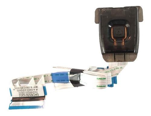Imagen 1 de 2 de Botonera Con Sensor Infrarrojo LG Modelo: 55um6910puc