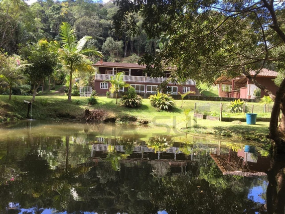 Chácara À Venda Em Juquitiba-sp, Bem Localizada, Rica Em Água! - 436 - 34338883
