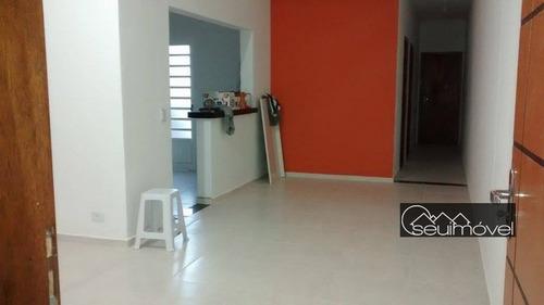 Imagem 1 de 6 de Casa Com 2 Dormitórios À Venda, 118 M² Por R$ 350.000,00 - Parque América - Itu/sp - Ca0900