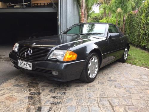 Mercedes Benz Sl 300 Caja Deportiva  Manual Año 93
