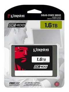 Disco Duro Solido 1.6tb 1600gb Kingston Nuevo Sellado