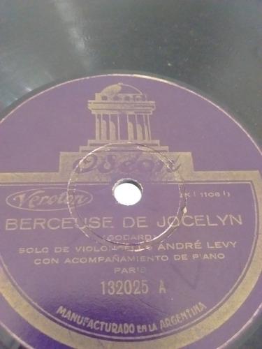 Andre Levy Disco Pasta Odeon 132025 C24