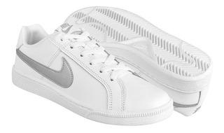 Tenis Casuales Para Mujer Nike 749867100 White