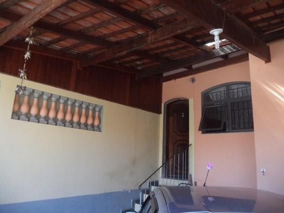 Casa Em Jardim Paulista, Atibaia/sp De 200m² 3 Quartos À Venda Por R$ 360.000,00 - Ca102978