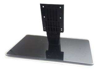 Base Pie Stand Vidrio Templado Tv Sin Identificar 36 X 18cm