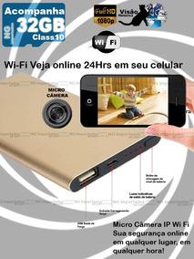 Camera Ip App Camhi - Câmera de Segurança Espia no Mercado Livre Brasil