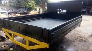 Plataforma Ferretera Para Camión 350