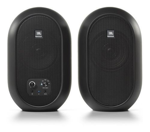 Imagen 1 de 3 de Parlantes Monitores Jbl 104-bt Activos Bluetooth