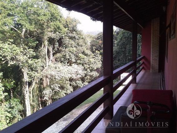 Vendo Linda Chácara Na Santa Clara Em Jundiaí, Casa De Alto Padrão, Terreno De 7500 M² Em Meio À Natureza. - Ch00041 - 4430876