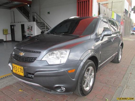 Chevrolet Captiva Sport Awd