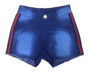 03 Short Bermuda Jeans Feminino Atacado Roupas Femininas