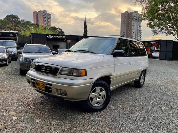 Mazda Mpv 3.0 Automatica 4x4 Perfecto Estado