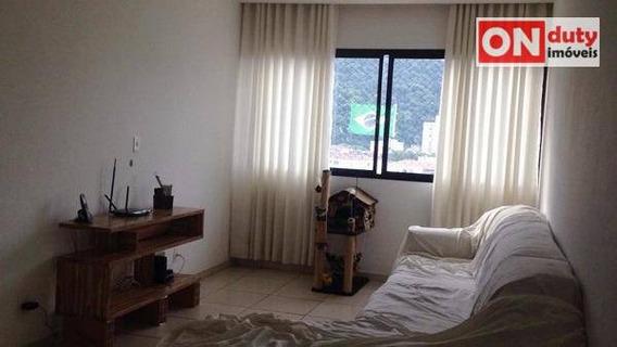 Apartamento Residencial Para Venda E Locação, Campo Grande, Santos. - Ap3874