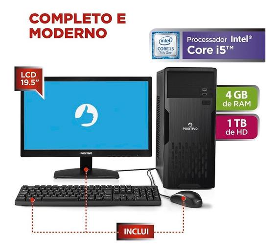 Computador Station 41tbi Core I5 Linux 19.5 - Preto