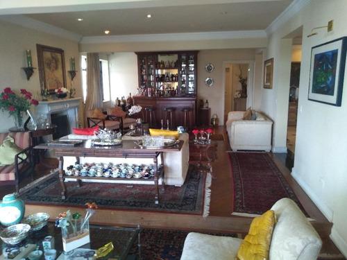 Imagem 1 de 30 de Apartamento 3 Suites, 4 Vagas Para Venda Ou Locação - Real Parque - Ap15803