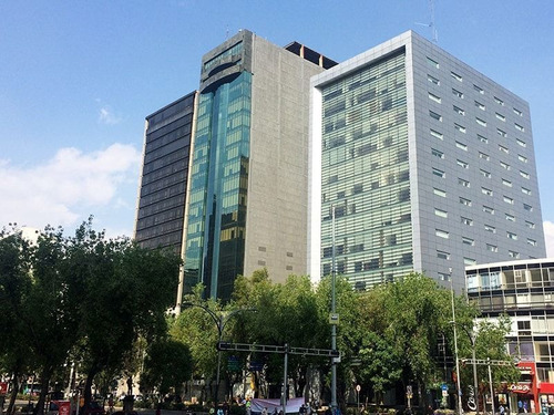 Imagen 1 de 21 de Renta De Oficinas Comerciales En Reforma 819.52m2 , $319612.