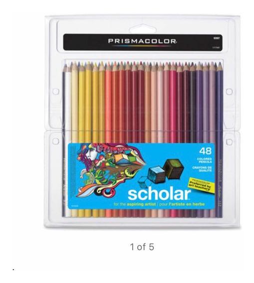 Prismacolor Lapices De Colores Originales 48 Nuevos Bz0