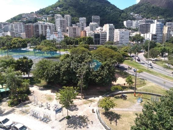 Apartamento Com 1 Quartos Para Comprar No Lagoa Em Rio De Janeiro/rj - 19087