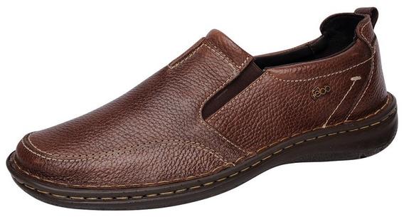 Zapato C/elastico Cuero - Feb841