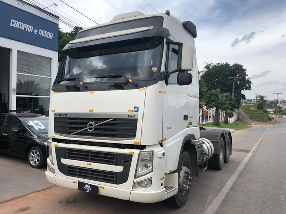 Volvo Fh 540 6x4 Bug Leve Fs Caminhoes