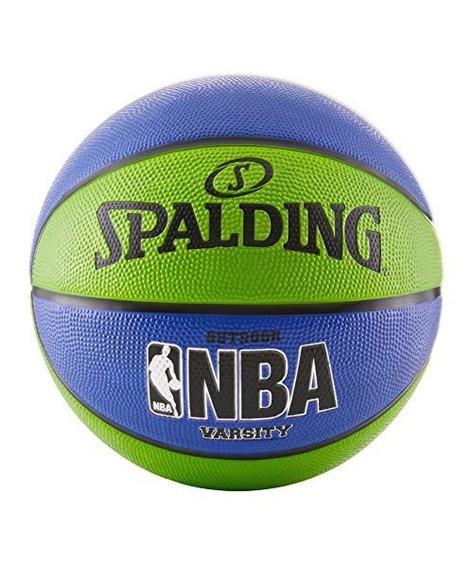 Baloncesto De Caucho Para Exteriores Spalding Nba Varsity