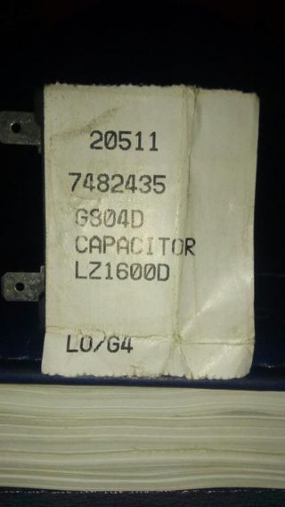Capacitor Aquecedor A Gás Lorenzett,fb800lz.novo.