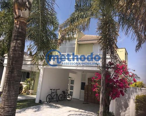 Casa A Venda Alphaville Campinas S/p - Ca00083 - 68211520