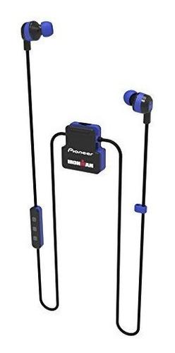 Imagen 1 de 3 de Auriculares Deportivos Inalambricos Pioneros Ironman Resiste