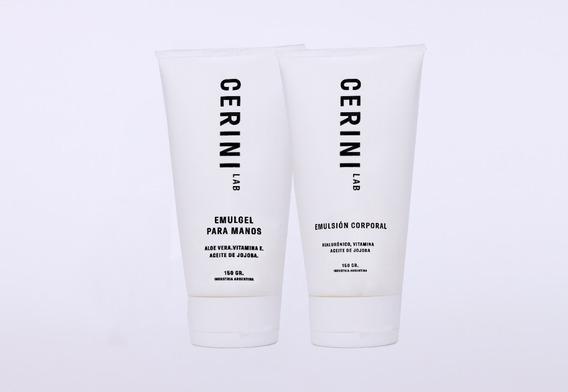 Cerini Lab Set De 2 Cremas (cuerpo Y Manos) + 10% Descuento